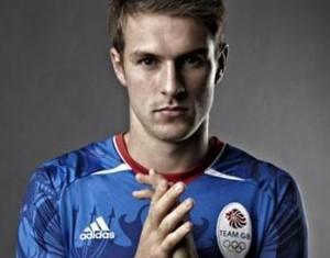 Aaron Ramsay Team GB