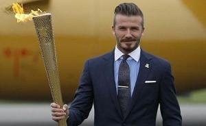 David Beckham Team GB