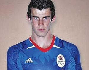 Gareth Bale Team GB