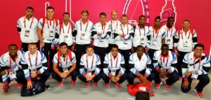 Team GB lineup