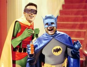 Fatman and Robin